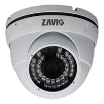 Camera Zavio, network, outdoor, Dome, IR 15m, gray / D6520