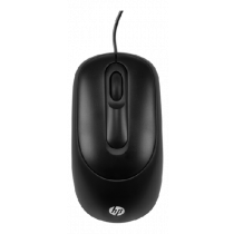 HP X900 Wired Mouse, USB, Black  V1S46A#ABB / DEL1009641