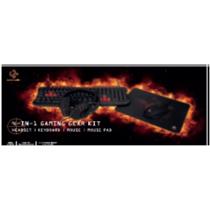 DELTACO GAMING kit keyboard, mouse, headset / GAM-023UK