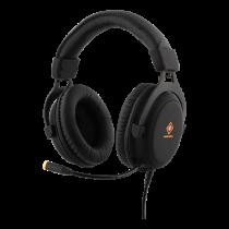 Headset DELTACO GAMING 20Hz - 20kHz, black / GAM-030