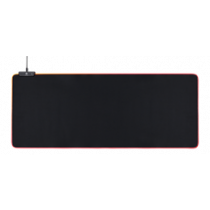 RGB Mousepad, 90x36cm, 3xRGB modes, 5xStatical modes, black DELTACO GAMING / GAM-067