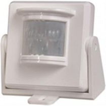 Motion detector NEXA, wireless, outdoor, IP44, white / GT-248