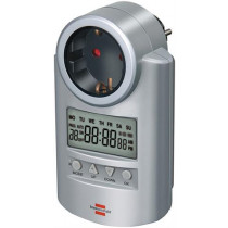Brennenstuhl  timer  12/24h, display, 20 programs, 240V / 16A / 3680W, 1507500 / GT-465
