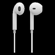 Bluetooth headset STREETZ 3h talk time, Bluetooth 5.0, white / HL-595