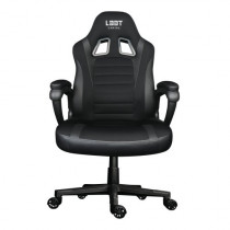 Gaming chair L33T GAMING ENCORE black  fabric / 160441
