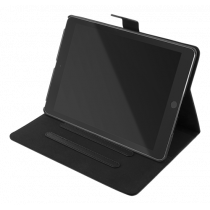 """DELTACO case for iPad 10.2 """"2020, vegan leather, magnetic locking, support function, black  IPD-2020"""