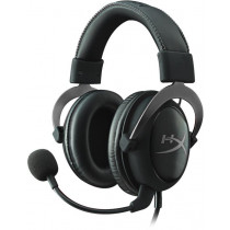 Headphone KINGSTON 15-25000Hz, USB, black / KING-1831