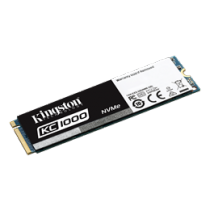 Kingston KC1000 NVMe M.2 SATA SSD, 240GB SKC1000/240G / KING-2384