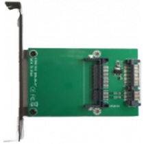 CFast card for SATA, 22 kontaktai, SATA DELTACOIMP green / KT1010A