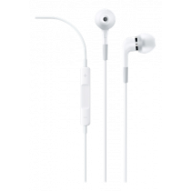 Apple In-Ear headset, 1.5m, 3.5mm minitele, white APPLE ME186ZM/B