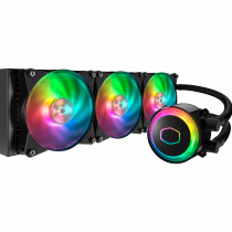 CPU cooler COOLER MASTER MasterLiquid ML360R RGB / MLX-D36M-A20PC-R1