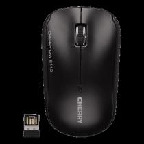 Cherry MW 2110, Wireless Mouse, 2.4GHz,10m, USB nano-receiver, 2000dpi, Black  JW-T0210 / MS-182