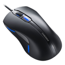 Cherry MC 4000 wired mouse,1000/2000 dpi  JM-4000 / MS-185