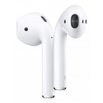 Apple AirPods with Charging Case, Bluetooth, White  MV7N2ZM/A