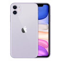 Apple iPhone 11 64GB, purple / MWLX2QN/A