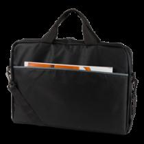 "Notebook bag DELTACO up to 15,6"", nylon, black / NV-768"