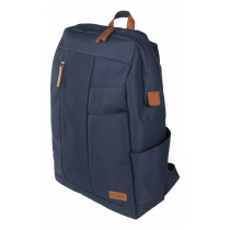 "Backpack DELTACO for laptops, up to 15.6"", blue / NV-782"