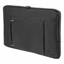 "DELTACO Laptop sleeve for laptops up to 12 "", black  NV-902"