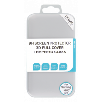DELTACO screen protector, Galaxy S10, 3D curved, full screen / SCRN-S10