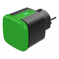 DELTACO SMART HOME outdoor plug, WiFi, IP44, 1xCEE 7/3, 13A, black/gre / SH-OP01