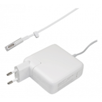 Power AC Adapter Charger for Apple Macbook Air, 45W, 14.5V, 3.1A, white / SMP-111