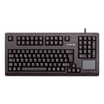 CHERRY Advanced Performance Line Touch Board G80-11900 - Keyboard - USB - English - black / TB-639