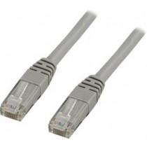 Cable DELTACO  UTP Cat6 Patch, 4m Gray TP-64