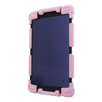 "Universal case DELTACO with stand, for 7-8"", pink / TPF-1304"