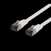 Cable DELTACO, 3m, white / UFTP-2058