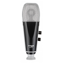 Microphone YOGA USB, 50Hz-20kHz, black / YTM-132U