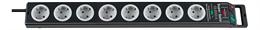 Brennenstuhl 8xCEE 7/4, 1xCEE 7/7, 2.5m, black 1153380318 / GT-640