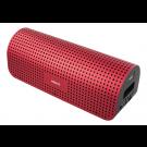 Колонка STREETZ, 2x3W+1x5W, Bluetooth, красная / CM712