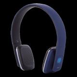 Headphones STREETZ Bluetooth, blue / HL-580