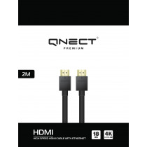 Cable QNECT HDMI 4K UHD, 18GB, 2m / 101828