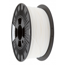 3D PLA filament Prima 1.75mm, 1kg reel, 335m, white / 10562