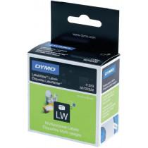Labels DYMO LabelWriter 13x25 mm, 1000 pcs. / S0722530 11353