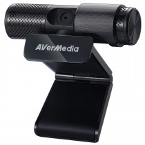 AverMedia Live Streamer Webcam PW313 black 40AAPW313ASF