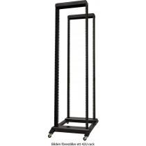 Rack floor stand 19 TOTEN / 19-DR6818