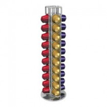 Coffee capsules holder Nordic Quality Barista, Nespresso Capsule 40 pcs / rotate / 352840