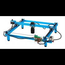 Kit MakeBlock LaserBot, 1.6W, MegaPi, blue / 90105