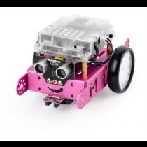 Robot MakeBlock 2.4GHz, aluminum, pink / 90109