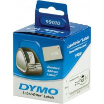 Labels DYMO LabelWriter 89x28 mm, 2x130 pcs. / S0722370 99010