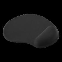 Коврик для мыши DELTACO OFFICE Гелевый, черный