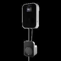 DELTACO e-Charge, Wallbox, 3 фазы, 16 А, режим 3, тип 2