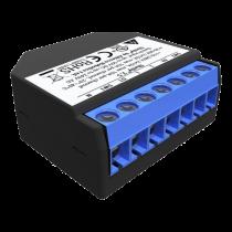Встраиваемый переключатель Shelly, 2 канала, измеритель мощности, WiFi, Shelly 2.5
