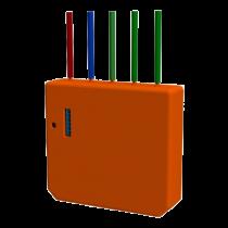Встраиваемый передатчик Shelly, 3 канала, WiFi, Shelly i3