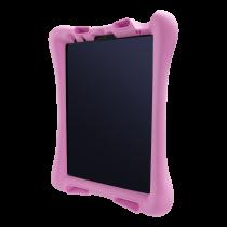 """Силиконовый чехол DELTACO для iPad Air 10.9 """"/ Pro 11"""" 2020/2021, подставка, розовый"""