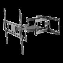 "DELTACO, трехходовая настенная, 37 ""-70"", 35 кг, 200x200-600x400"