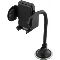 Holder  DELTACO mounted on the windshield, 45-115 mm / ARM-204