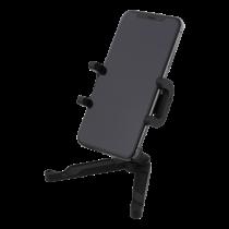 DELTACO Универсальная портативная подставка для смартфона и планшета, вращение 360,